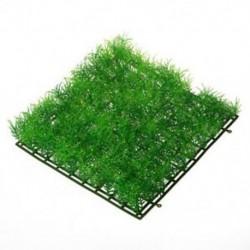 9,1 &quot x 9,1&quot  -es zöld négyzet alakú műfüves gyep az M8B8 akváriumhoz