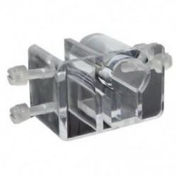 2X (akril akvárium tömlő légcsövet rögzítő bilincsek tartó üveghal tartály X7W3