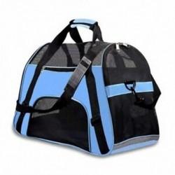 Kisállat utazási hordozók Lágy oldalas hordozható táskák Kutyák Macskák Légitársaság által jóváhagyott Y6G1 kutya