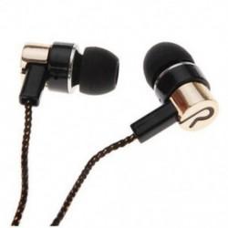 1X (1,1 M fényvisszaverő rostvonalas zajszigetelő fülhallgató fülhallgató G2D8