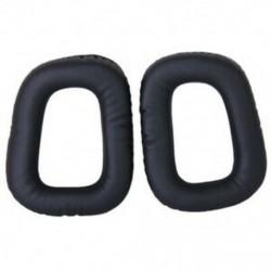 1 pár fülpárna tartalék fülpárna G35 G930 G430 F450 sisakhoz, fekete N5A7