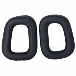 1 pár fülpárna tartalék fülpárna a G35 G930 G430 F450 bukósisakhoz, fekete P6E0