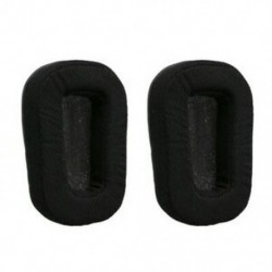 1páros csere fülpárna párna fülhallgató a Logitech G933 G633 fejhallgatóhoz W4K8