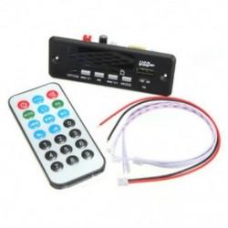 12 V-os autós kihangosító, Bluetooth MP3 dekódoló tábla, Bluetooth és FM rádió modullal, X2X8