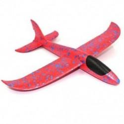 1db EPP hab kézzel dobott repülőgép kültéri indító vitorlázó repülőgép gyerekeknek ajándékjáték A4Q6