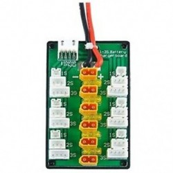 XT30 párhuzamos töltőpanel 1S 2S 3S LiPo akkumulátorokhoz V2M3 H2A0