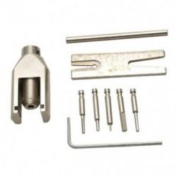 Walkera W010 fogaskerék-fogaskerék-eltávolító szerszámkészlet az S5A7 RC motor-fogaskerék-alkatrészekhez