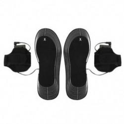 1 pár Fűthető talpbetét cipőkhöz - H7G6