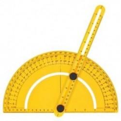 Többszögű vonalzó sablon eszköz az összes szöget megmérja S3L2 X Q4K4