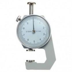 0-10 mm vastagságmérő teszter bőr kézműves bőrműves szerszámok pontossága 0.1 R4L2