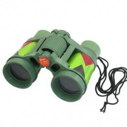 BT álcázás zöld műanyag 10 x 30 mm-es távcső játék szórakoztató fiú gyermek számára
