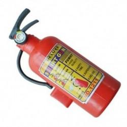 Gyerekek piros műanyag tűzoltó készülék alakú spricc vízfegyver játék C9S2