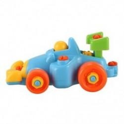 2X (Építőjátékok különálló játékokat szerelnek össze N3U2 összeszerelésű autószerelő puzzle-játékszereket)