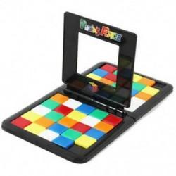 Színes csata Négyzetverseny játék Négyzet alakú szülő-gyermek interakció négyzet alakú asztali E6U8