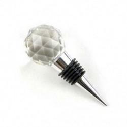 1X (Crystal Ball Design borosüveg dugó esküvői kedvezmények, 1 A6C6)