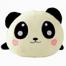 2X (aranyos plüss babás plüss állati Panda párna ajándék 20cm / 8 &quot O7Z3)