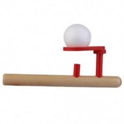 Klasszikus fajátékok úszó gömbölyű csővel és golyóval fúj játékok Q3S8