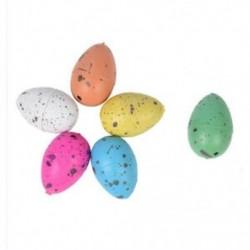2X (6x aranyos növekvő, keltető mágikus tojás, vízzel felfújható játékok P8L6)