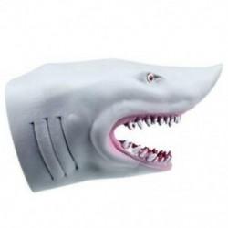 Műanyag cápakézi báb a Story Tpr állati fejkesztyűhöz