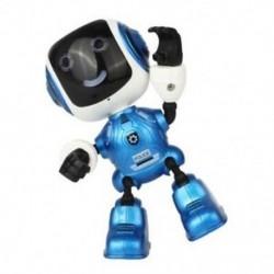 5X (Elektromos LED hanggal intelligens ötvözött robotjátékok újszerű telefonállvány Y9K7-hez