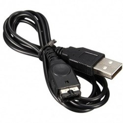USB töltő kábel a Nintendo GameBoy Advance SP (GBA SP) / Nintendo F4E2 számára