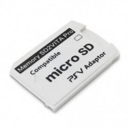6.0 verzió SD2VITA PS Vita memória TF kártya számára PSVita PSV 100 S5Z7 játékkártya számára
