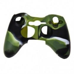 Szilikon bőr tok az Xbox 360 Xbox360 vezérlőhöz, W9D9 V8Q0
