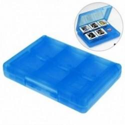 1X (28 az 1-ben játékkártyatartó-patrondoboz a Nintendo DS 3DS XL LL DS I9S3 készülékhez)