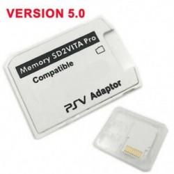 2X (5.0 verzió, SD2VITA PS Vita memória TF kártya számára, PSV Y3S5 PSVita játékkártya)
