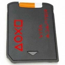 2X (SD2Vita 3.0 verzió: PSVita játékkártya-micro-SD kártya adapterhez a PS E1K7 számára)