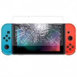 1X (edzett üvegvédő fólia Nintendo kapcsolóhoz, karcolásgátló HD Cle G9S1)