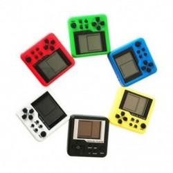 3X (Véletlenszerű színes konzolok Retro Mini 3D puzzle gyerekeknek Orosz Box játékkonzol I4G8