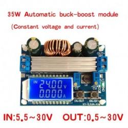30V 4A LCD konstans áram feszültség állítható automata fokozatmentes tápegység modul