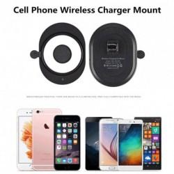 Air Vent vezeték nélküli autós töltő Pad Dock telefon tartó  Samsung  iPhone Xiaomi