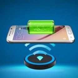 Univerzális telefon Vezeték nélküli töltő tápegység Samsung S8 Plus S8 S7 Edge S6 iPhone 8 X