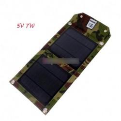 Új 7W napelemes zsák Solar Panel Samsung HTC Nokia