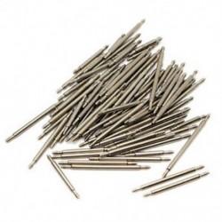 1X (108 db 8-25 mm-es rozsdamentes acél óraszalagszíj rugós rugó összekötő csapok Remo J5D7