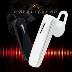 Mini vezeték nélküli Bluetooth fejhallgató sport sztereó fülhallgató mikrofonnal okostelefonhoz
