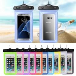 Vízálló zacskó telefontartó telefontok iPhone Samsung mobiltelefon