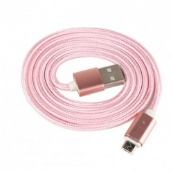 Micro USB mágneses kábel 1M gyors mágneses töltő kábel USB Android mobiltelefon tablet