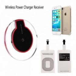 Univerzális Qi vezeték nélküli töltő Power vevő készlet IPhone 5 / 5s / 6 / 6s / 7 / 7P