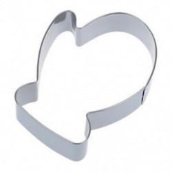 Sütőkesztyű alakú sütemény kiszúró forma - U5G1