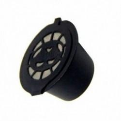 2X (1 darab újrafelhasználható kapszula Újrafelhasználható kávékapszula Kapszula Nespresso m E1J2-hez)