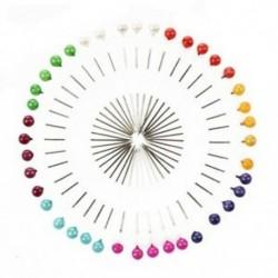 Craft Pin Wheel - 40 csap - Gömb alakú csapfejek. Varró / tűs tűk. C2A2