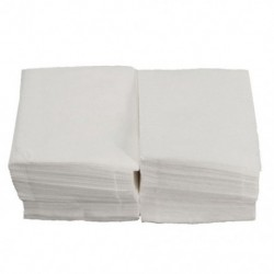 500db nemszőtt üres teás tasakok Húrvisszahúzó szűrőpapír Gyógynövény laza tea U6V5