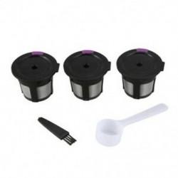 1X (Újrahasznosítható kávészűrő, rozsdamentes acélból készült kávészűrő, Z9D6)
