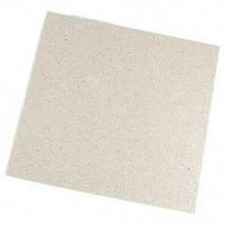 2X (2 x csere 12 x 12 cm méretű lemezcsillám mikrohullámú sütőhöz O1H5)