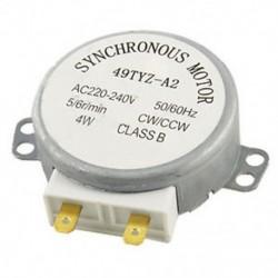 Forgóasztal szinkronmotor mikrohullámú sütőhöz SY D3R1 C2D3 B0N0