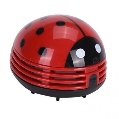 Piros - Mini porszívó Mini kicsi autótisztító porszívó Kreatív ajándékok S7I9
