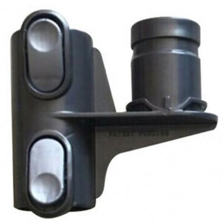 Tárolótartó tartófej Dyson DC58 DC59 DC62 V6 DC35 DC45 Vacuum Cl R3B9 készülékhez